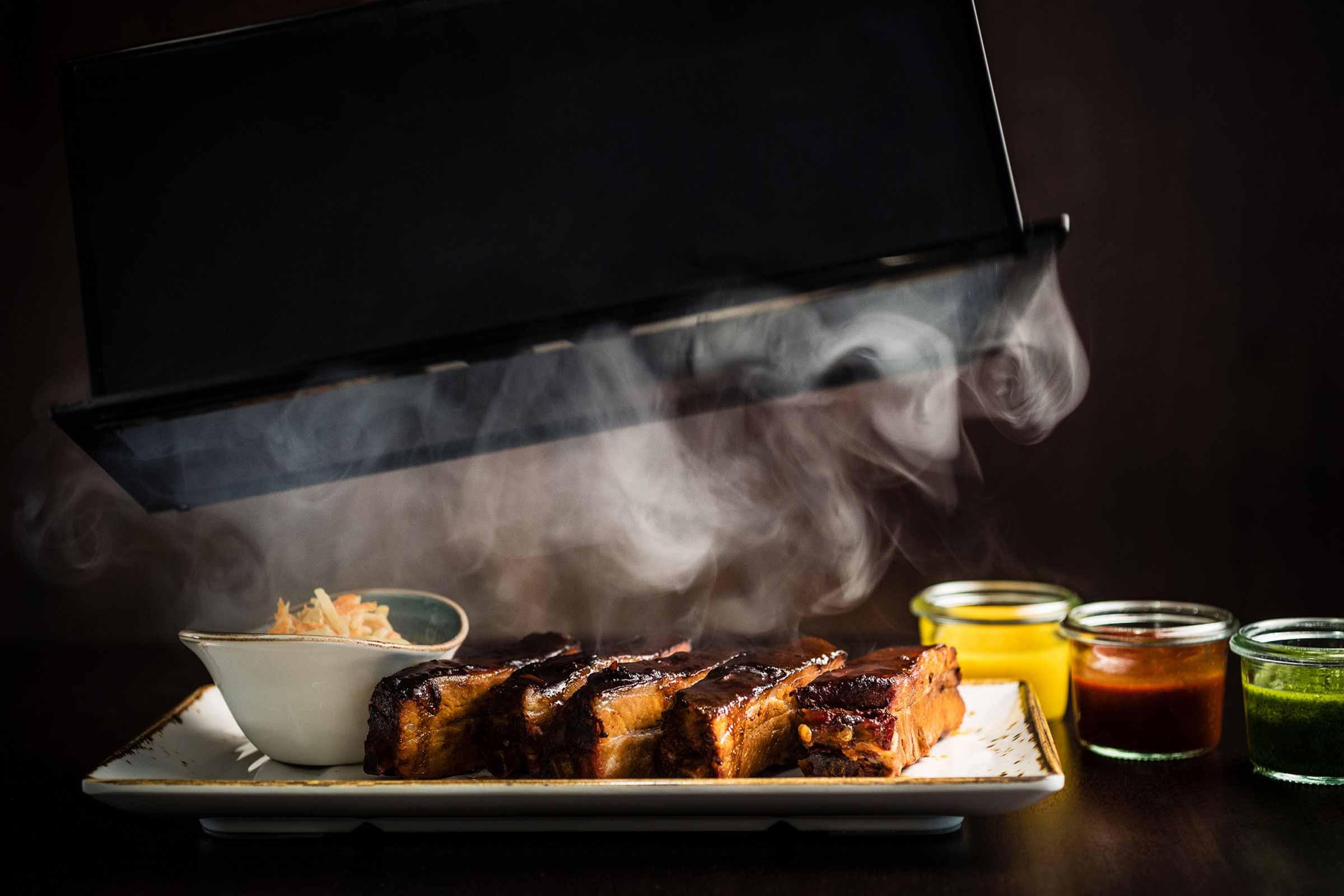 Restaurant Frankfurt: The Legacy Spare Ribs