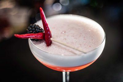 Bar Frankfurt: The Legacy Drinks im Bahnhofsviertel