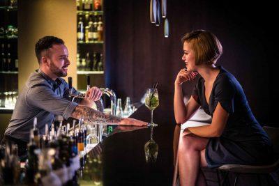 Bar in Frankfurt: Restaurant The Legacy im Bahnhofsviertel
